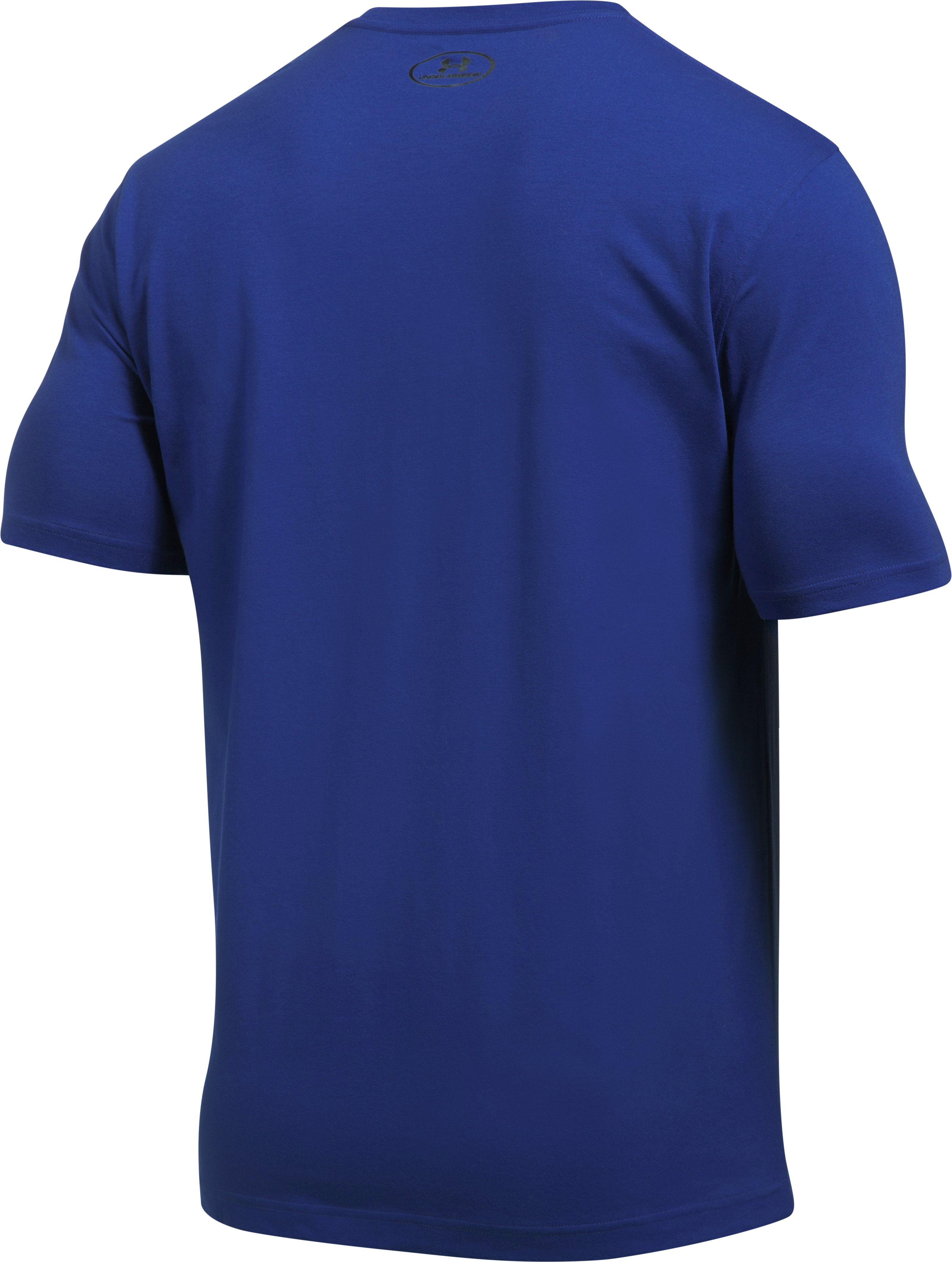 Men's SC30 Logo T-Shirt, Royal,