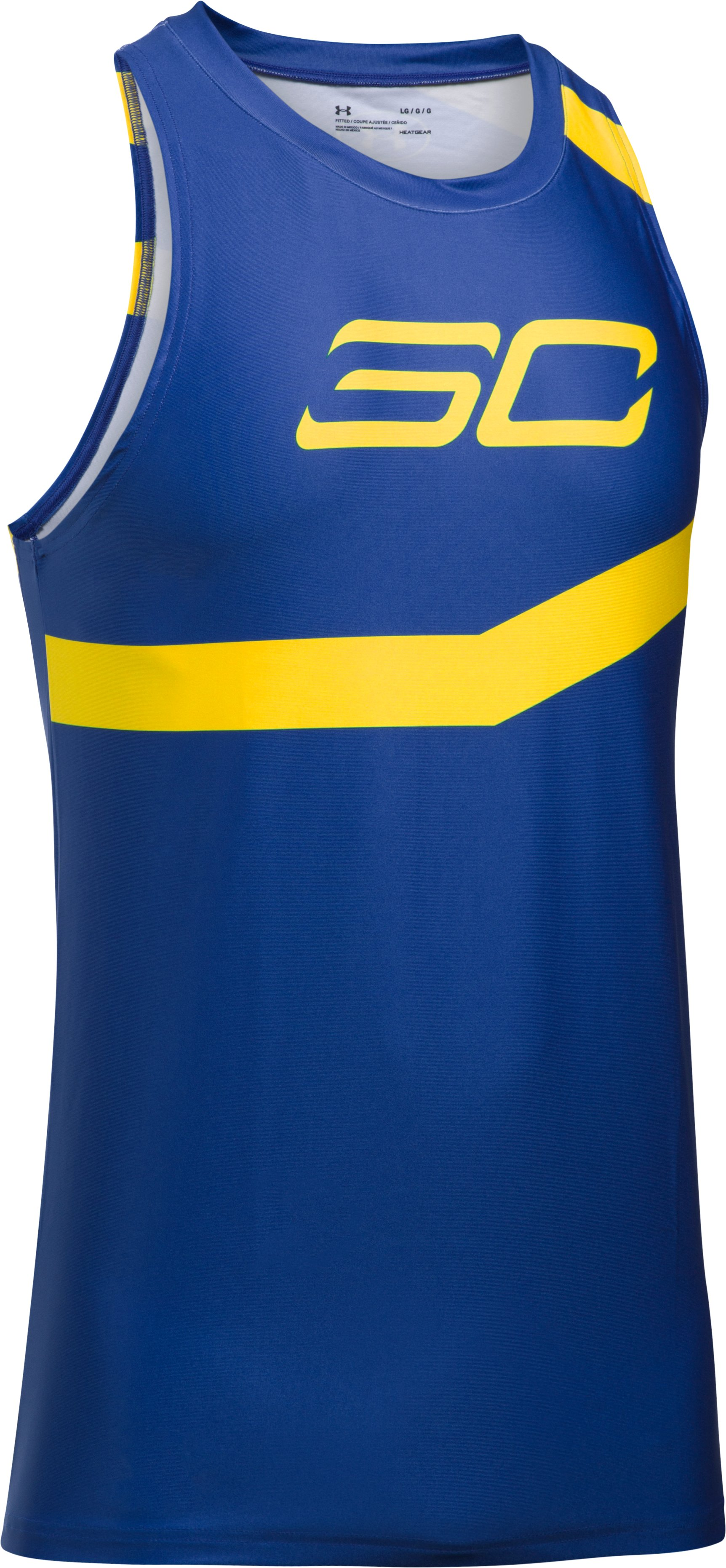 Men's SC30 Core Base Tank, Royal, undefined