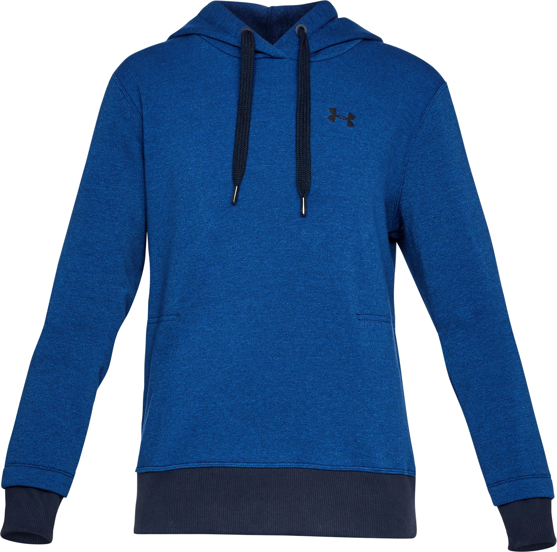 Women's UA Threadborne™ Fleece Hoodie, LAPIS BLUE, undefined