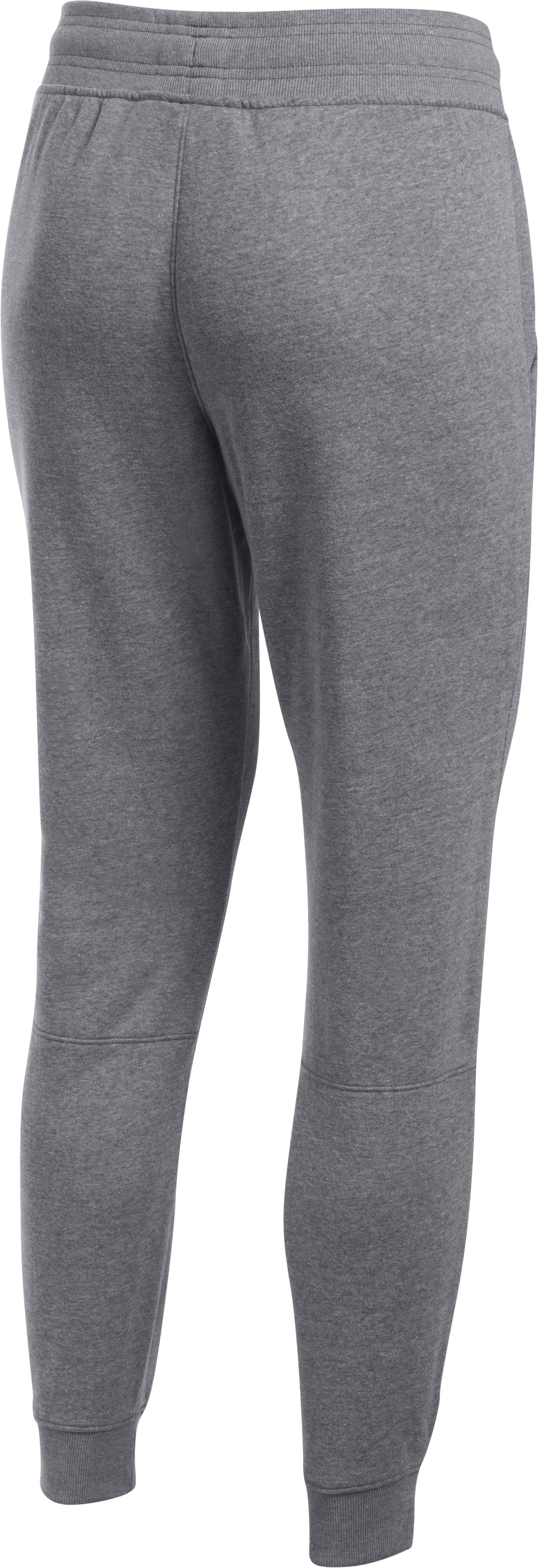 Women's UA Favorite Fleece Pant, Carbon Heather,