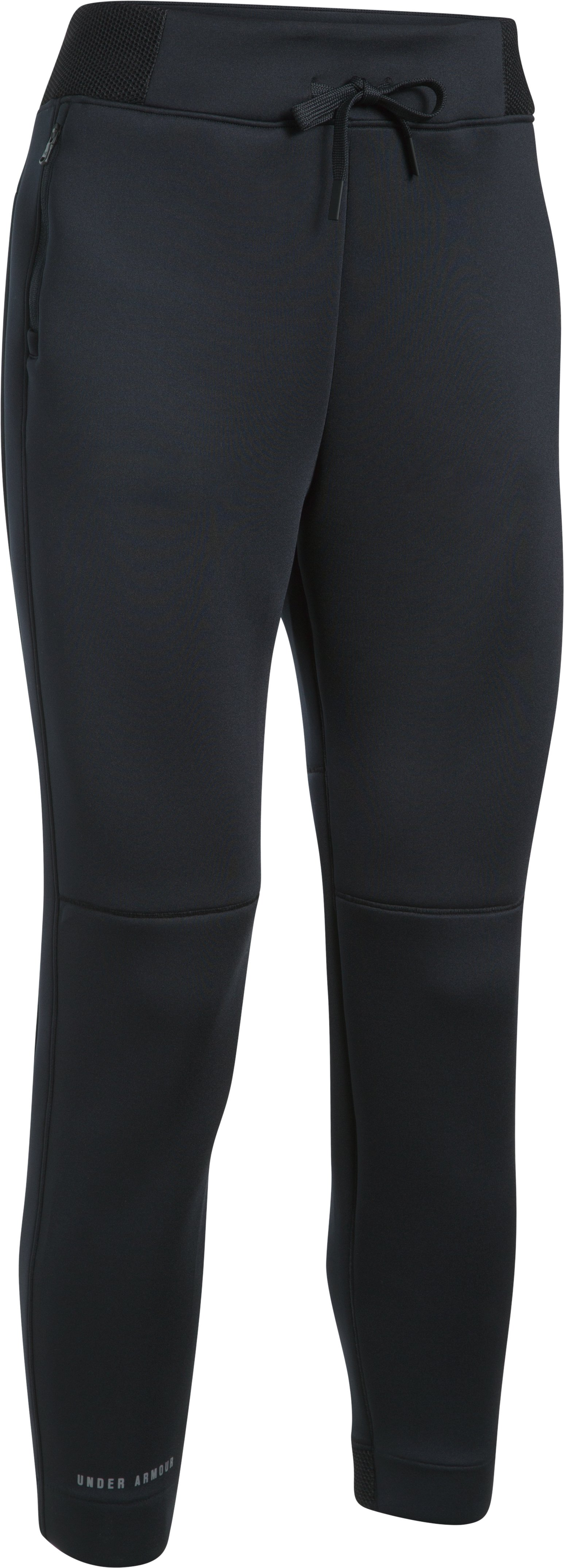 Women's UA Luster Jogger, Black , undefined