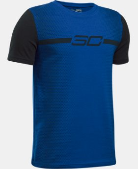 Boys' SC30 Faded T-Shirt  1 Color $17.24