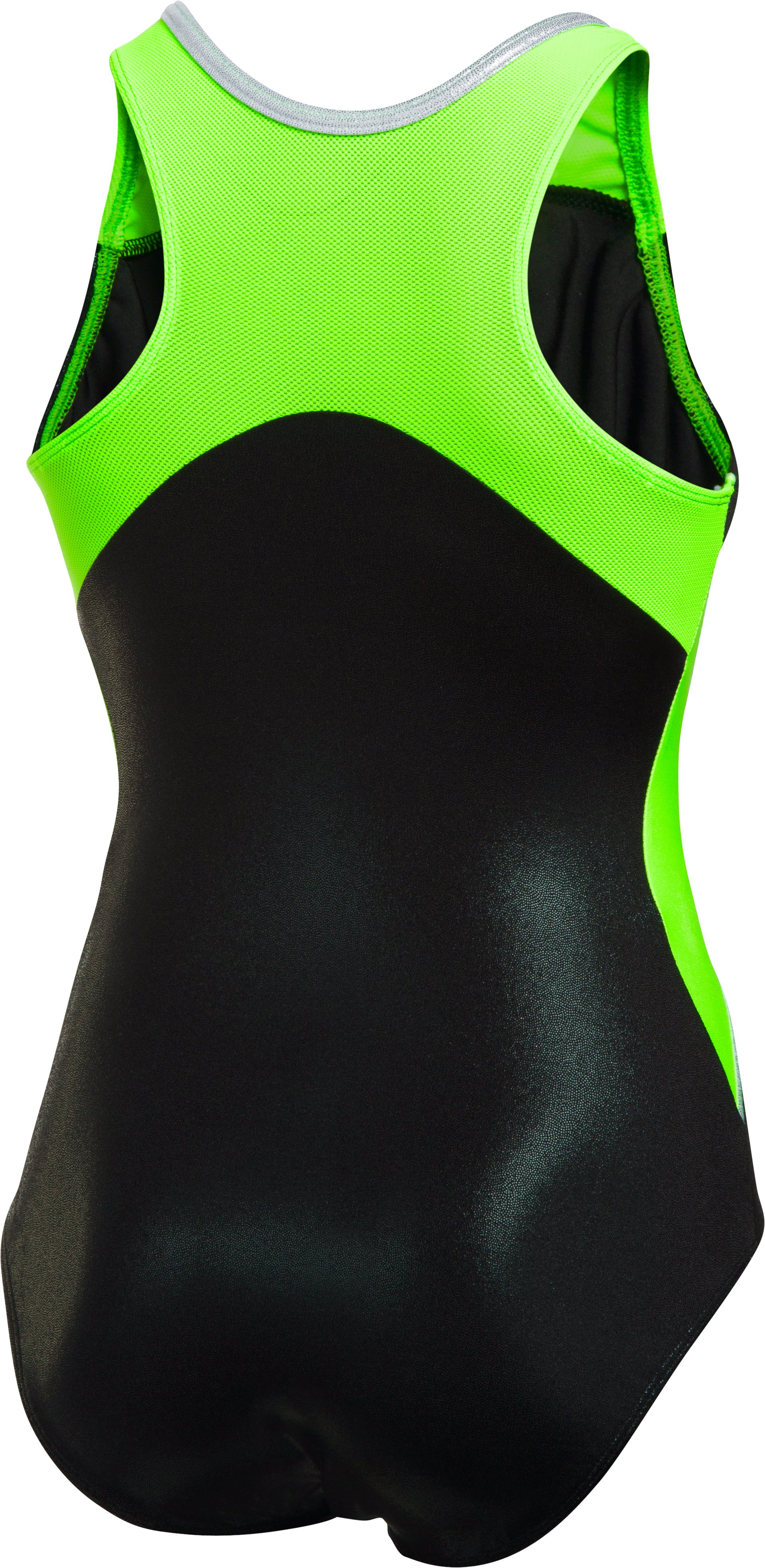 Women's UA Performance Leotard, Black