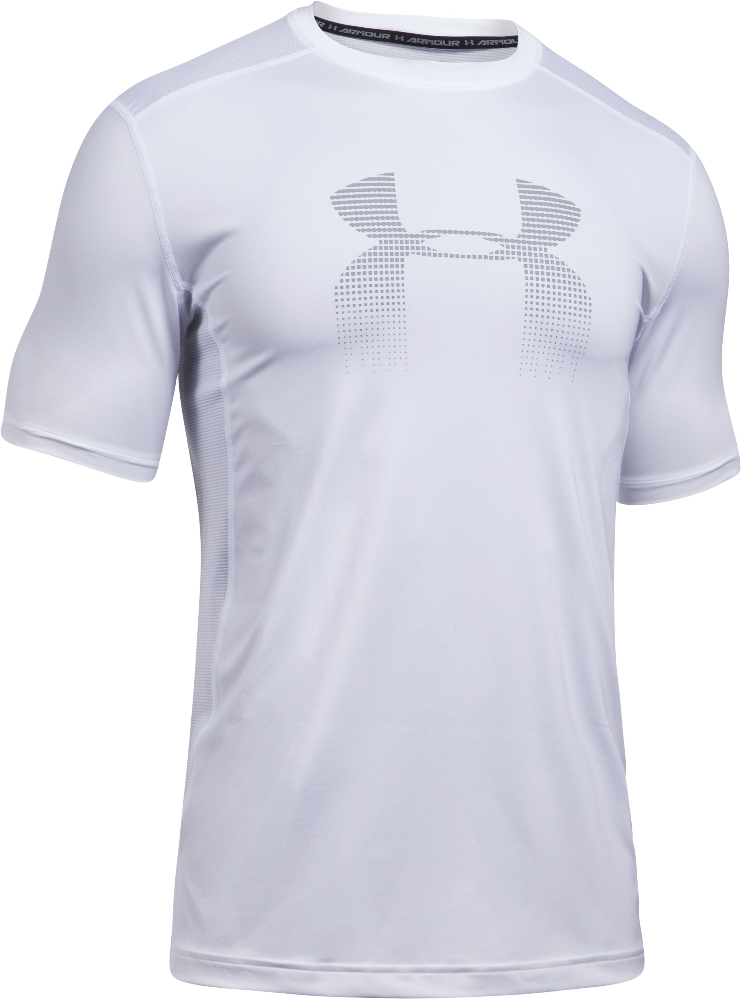 Men's UA Raid Graphic T-Shirt, White, undefined