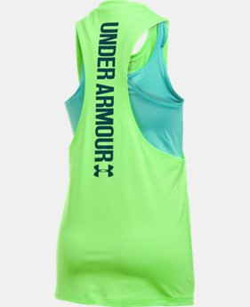 Girls' UA 2-in-1 Tank  1 Color $29.99