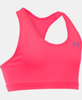 Girls' HeatGear® Armour® Reversible Bra  3 Colors $29.99
