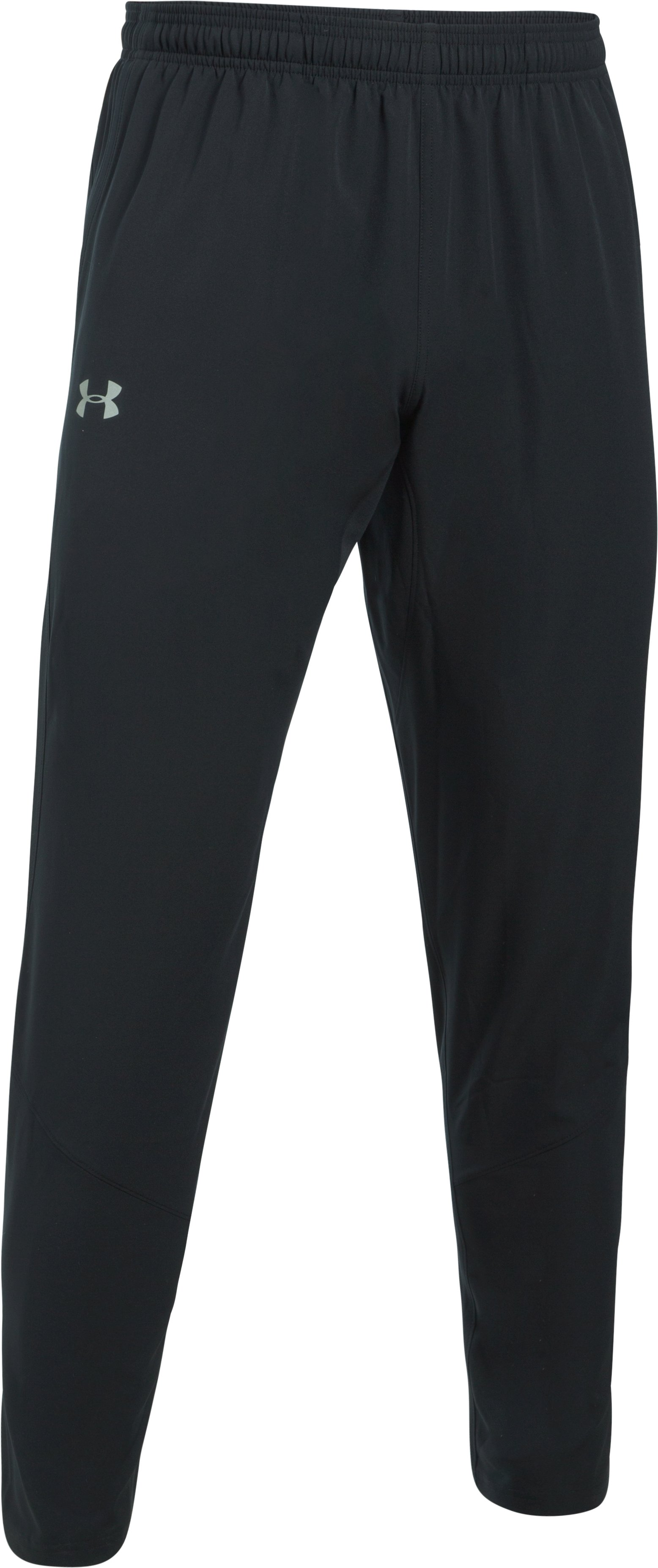 Men's UA Storm Out & Back Pants, Black , undefined