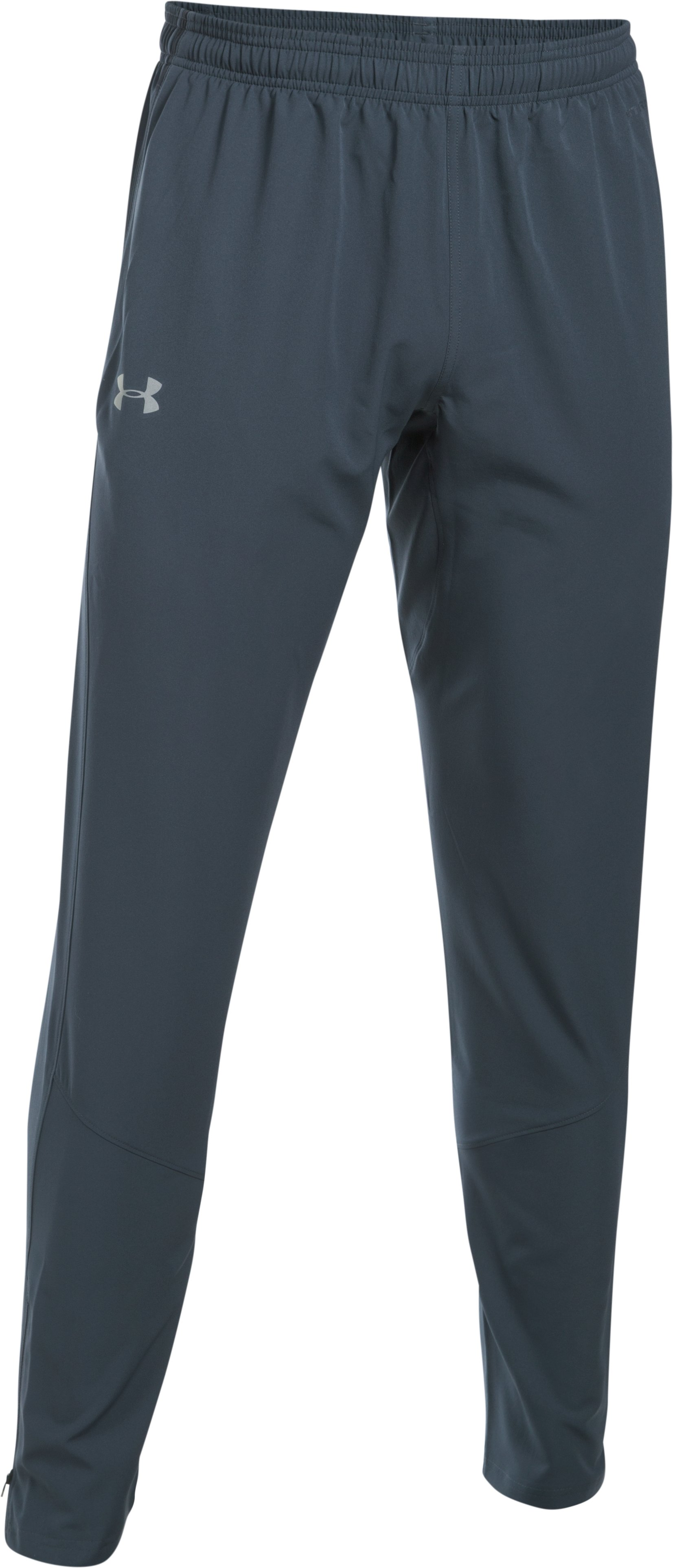 Men's UA Storm Launch Pants, STEALTH GRAY,