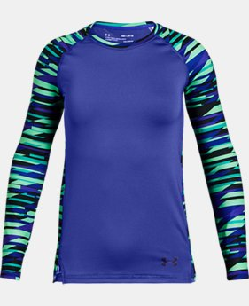 Girls' ColdGear® Crew Neck   $49.99