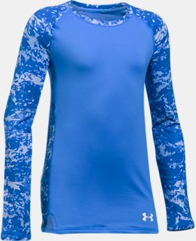 Girls' ColdGear® Crew Neck  1 Color $44.99