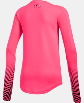 New Arrival Girls' ColdGear® Reactor Crew  1 Color $49.99