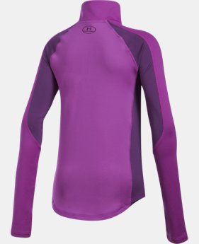 Girls' ColdGear® Reactor ½ Zip  1 Color $44.99