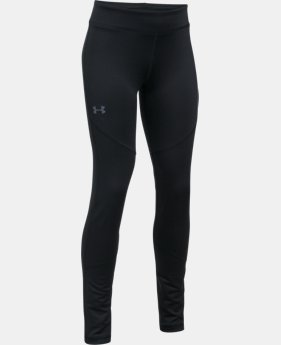 Girls' ColdGear® Leggings  2  Colors Available $44.99