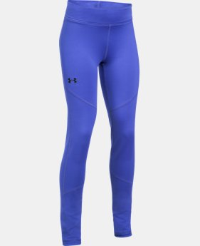 Girls' ColdGear® Leggings  1 Color $39.99