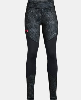 Girls' ColdGear® Printed Leggings   $49.99