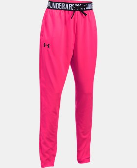 Girls' UA Tech™ Jogger  2 Colors $34.99