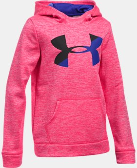 Girls' Armour Fleece® Big Logo Printed Hoodie  1 Color $44.99
