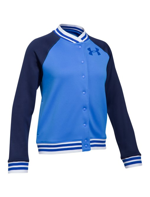 dffecf64b93 This review is fromGirls' Armour Fleece® Graphic Bomber.