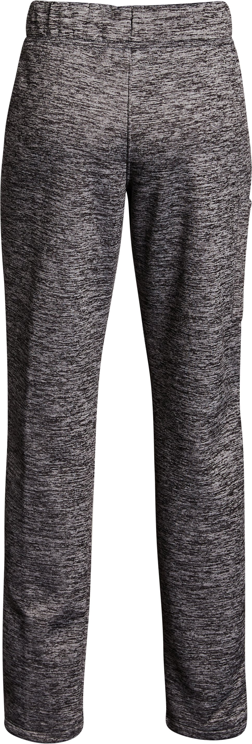Girls' Armour Fleece® Pants, STEALTH GRAY,