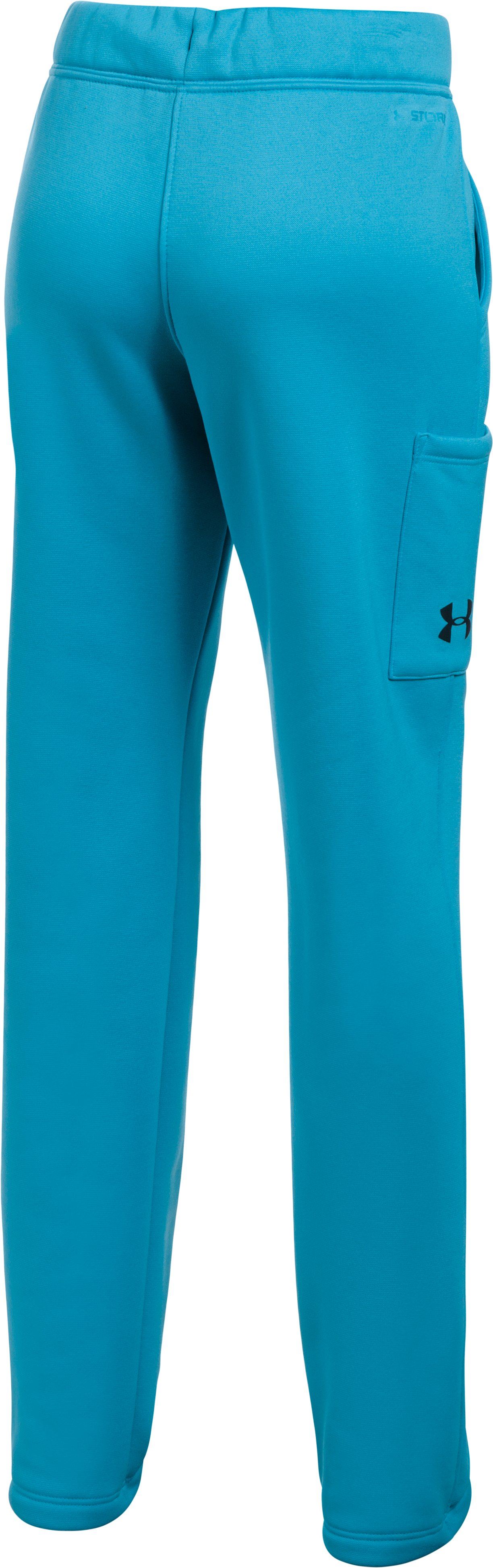 Girls' Armour Fleece® Pants, BLUE SHIFT, undefined