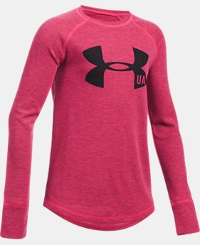 Girls' ColdGear® Infrared Knit Long Sleeve  1 Color $34.99