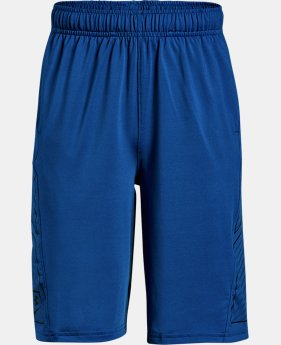 New Arrival Boys' UA Baseball Training Shorts  1 Color $29.99