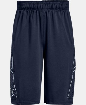 Boys' UA Baseball Training Shorts LIMITED TIME: FREE U.S. SHIPPING 1  Color Available $29.99