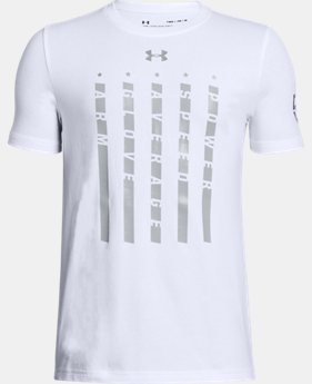 Boys' UA Heater 5 Star T-Shirt  1 Color $19.99