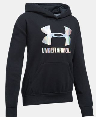 Girls' UA Threadborne Fleece Hoodie