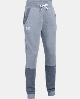New Arrival  Girls' UA Threadborne™ Ridge Jogger   $64.99