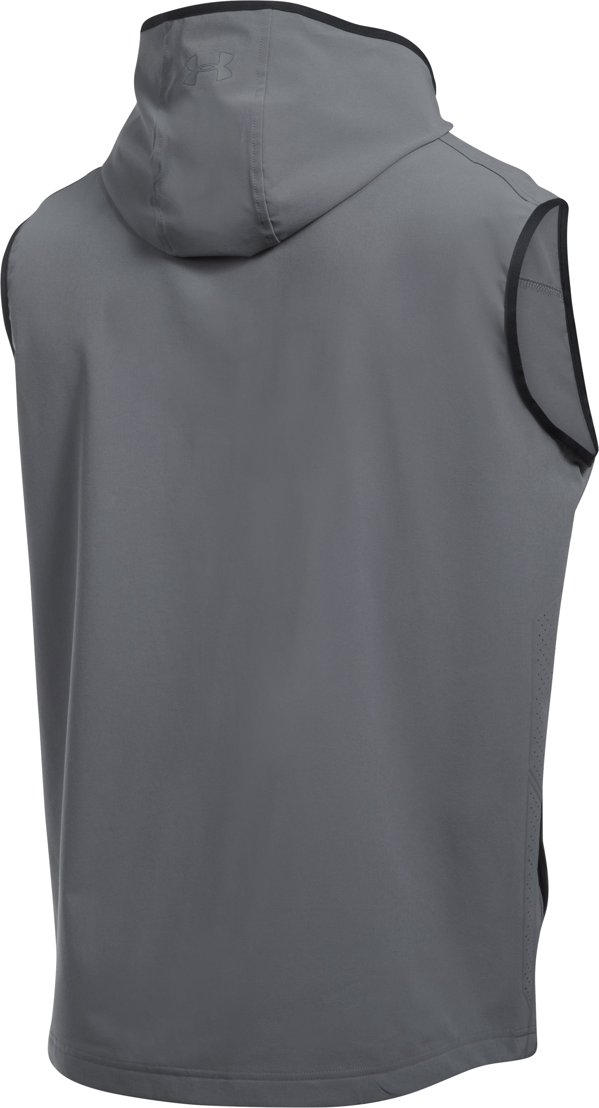 Men's UA Storm Vortex Vest, Graphite,