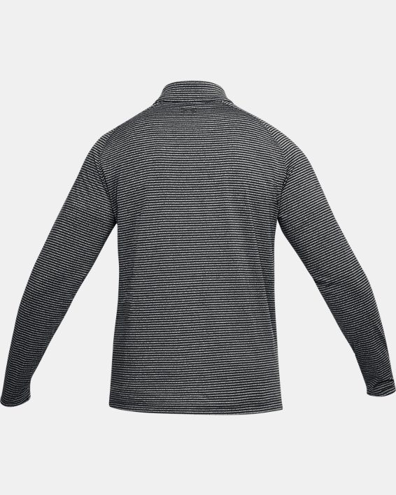 Men's UA Playoff ¼ Zip, Black, pdpMainDesktop image number 5