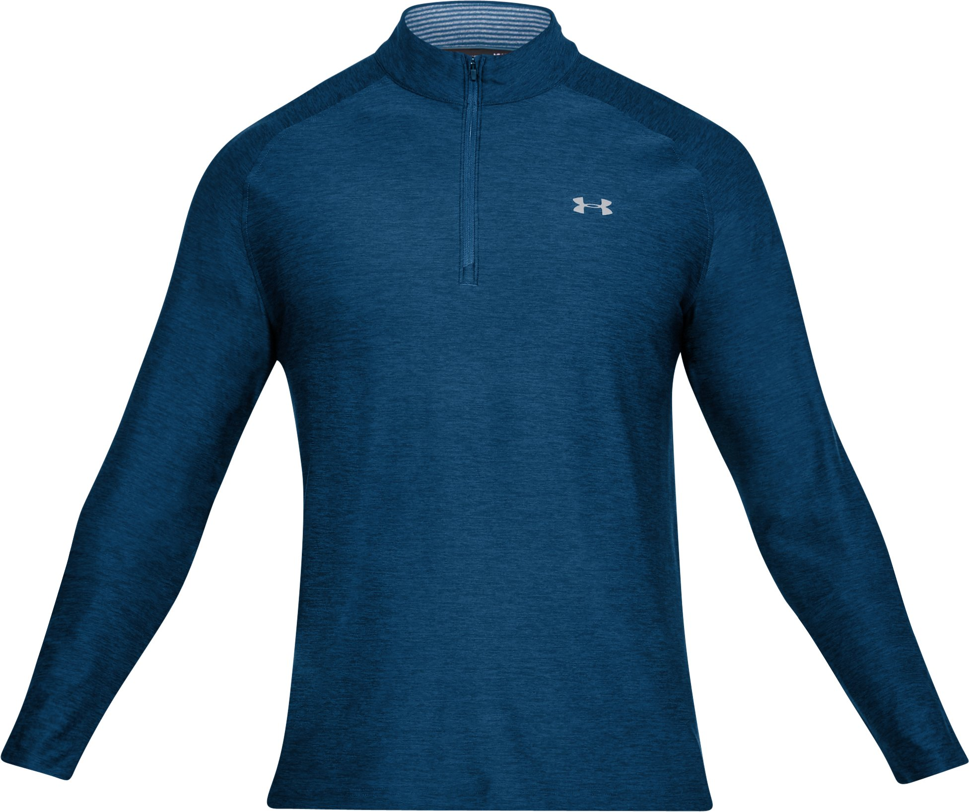 Men's UA Playoff ¼ Zip, Academy,