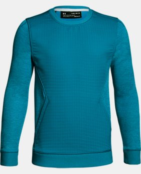 PRO PICK Boys' UA Storm SweaterFleece Kangacrew  1 Color $49.99