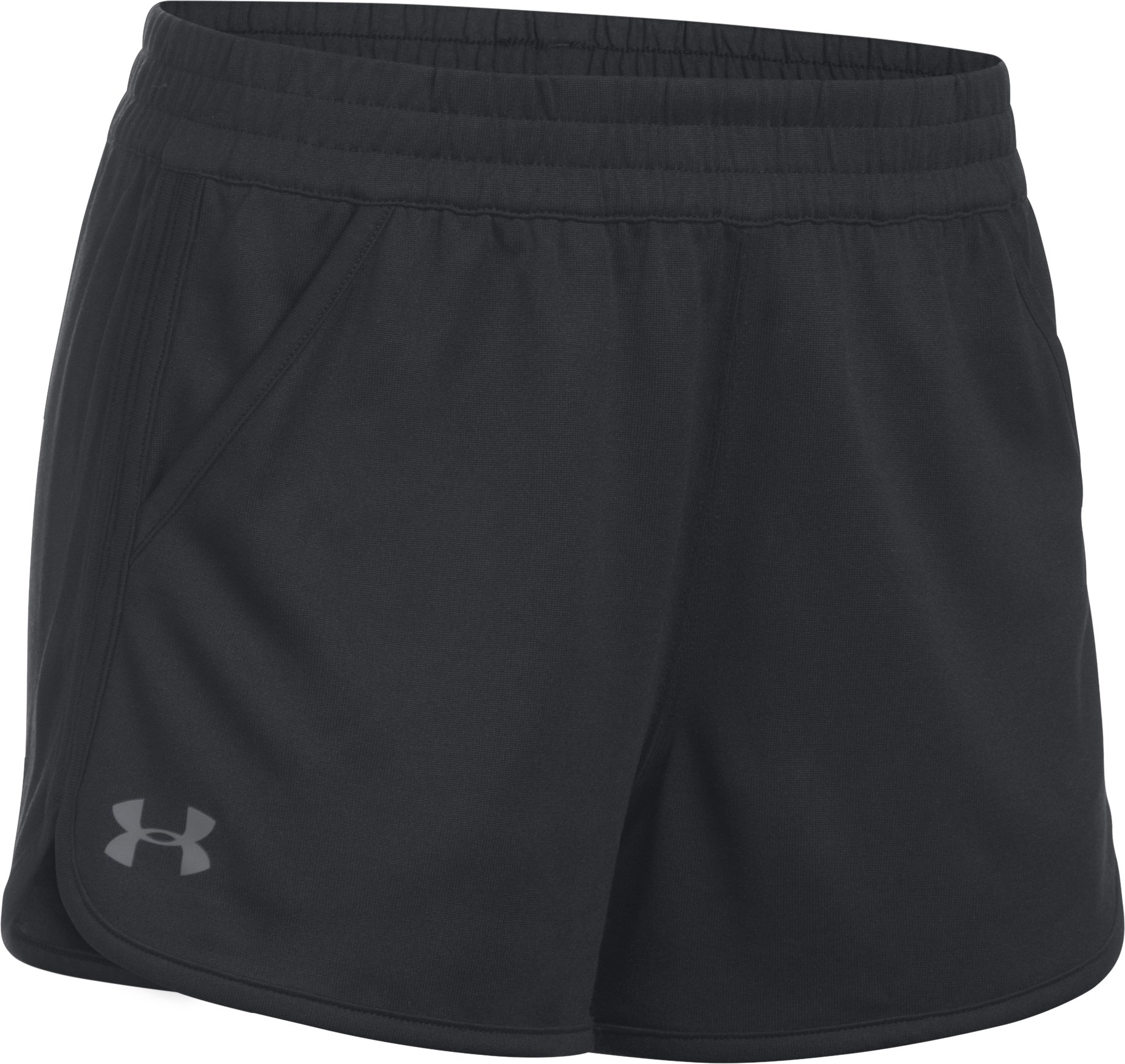 Women's UA Tech™ Shorts, Black ,