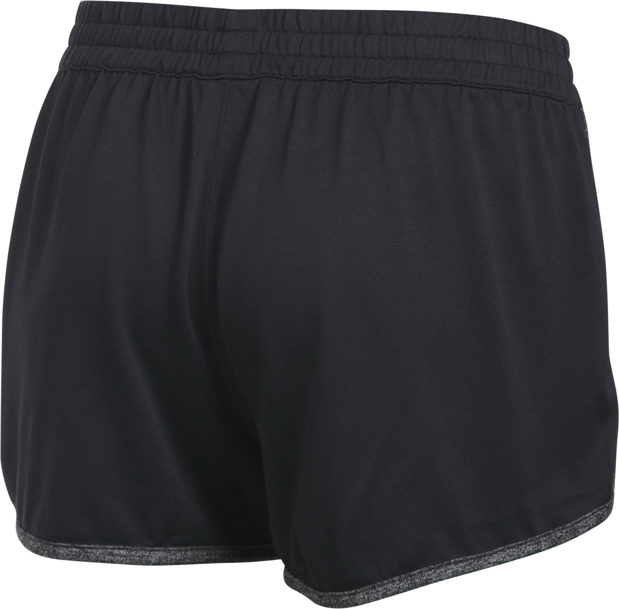 Women's UA Tech™ Twist Shorts, Black
