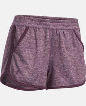 Women's UA Tech™ Twist Shorts  1 Color $29.99