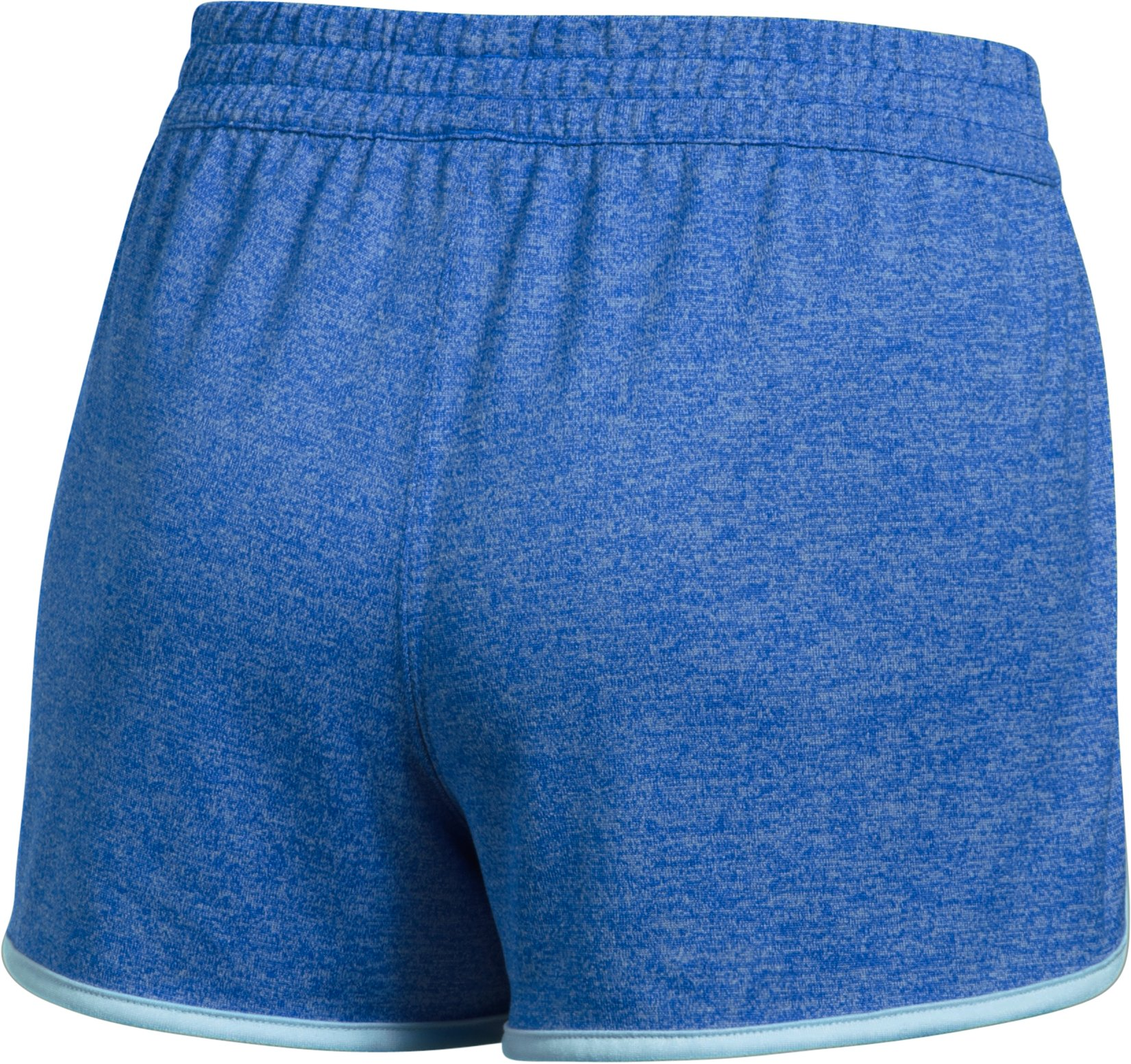 Women's UA Tech™ Twist Shorts, LAPIS BLUE,