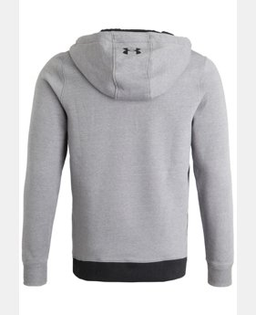 Men's UA Threadborne™ Fleece ½ Zip Hoodie  1  Color Available $69.99