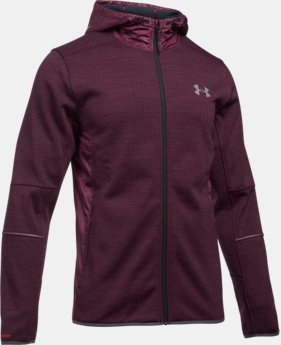 New Arrival Men's UA Patterned Swacket  1 Color $129.99