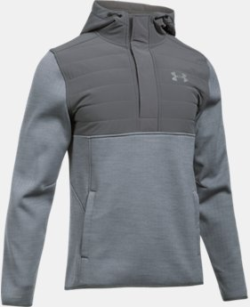 Best Seller Men's UA Henley Swacket  1 Color $124.99