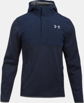 Best Seller Men's UA Henley Swacket  1  Color Available $124.99
