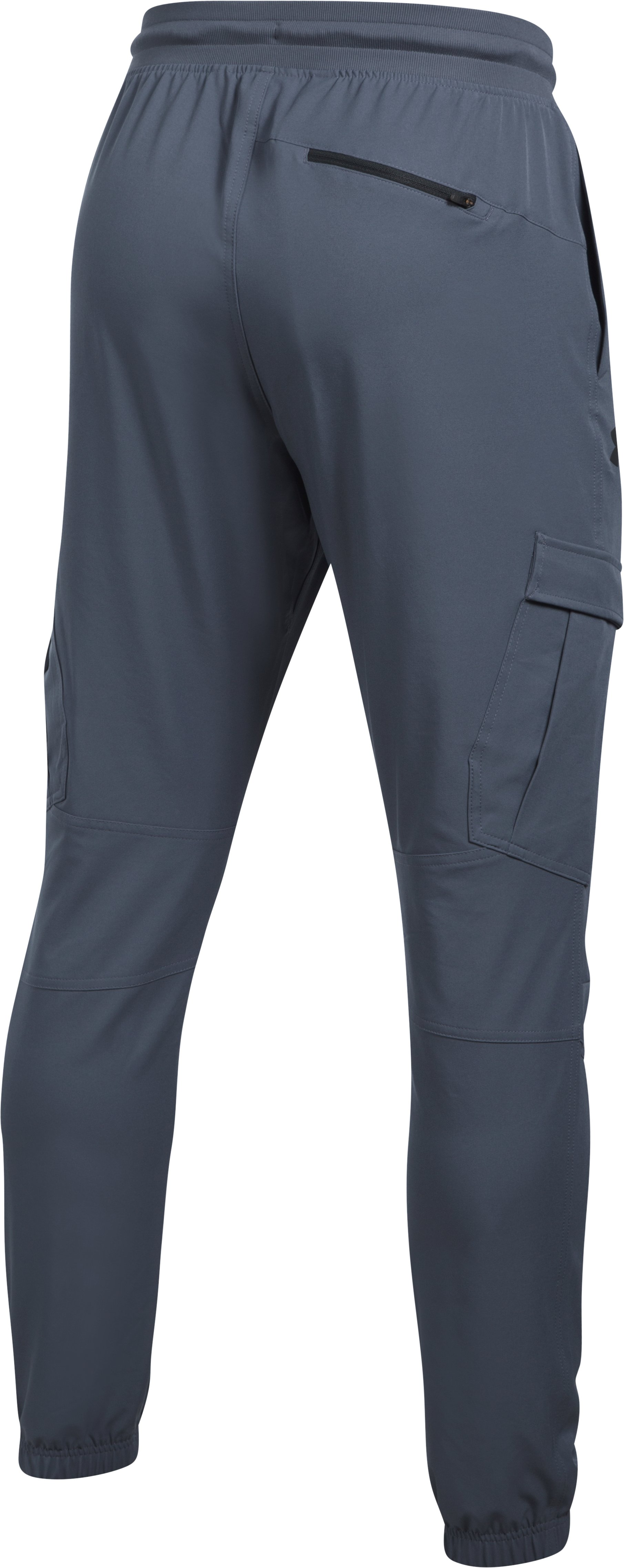 Men's UA WG Woven Cargo Pants, APOLLO GRAY, undefined