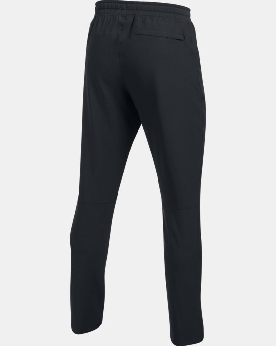 Men's UA WG Woven Pants, Black, pdpMainDesktop image number 8