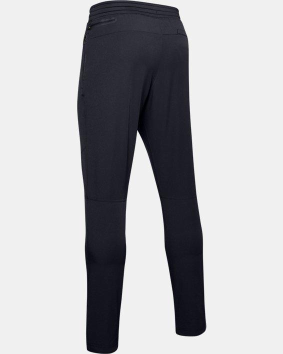 Men's UA WG Woven Pants, Black, pdpMainDesktop image number 7