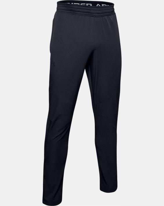 Men's UA WG Woven Pants, Black, pdpMainDesktop image number 6