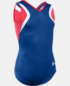 Girls' UA Command Leotard