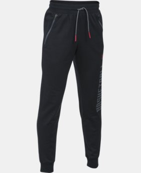 Boys' UA Iso Joggers  1 Color $33.99