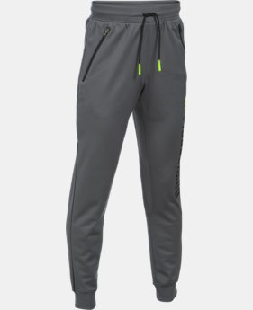 New Arrival Boys' UA Iso Jogger  1 Color $44.99