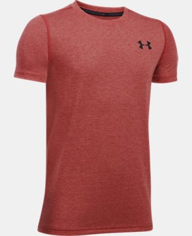 Boys' UA Threadborne Short Sleeve T-Shirt  1 Color $10.49 to $14.06